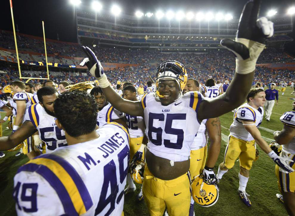 LSU coach Les Miles: Tigers have 'the potential to play in championships,' but there's one big 'if' _lowres