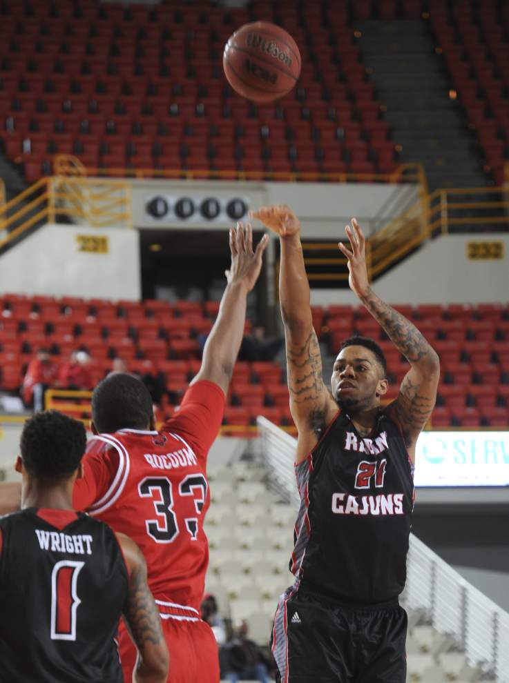 Cajuns enjoying three-game winning streak _lowres