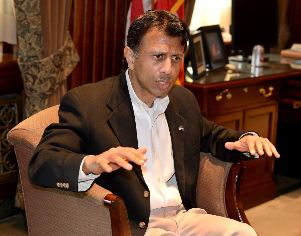 Bobby Jindal: Budget plan still 'a lot of moving parts,' TOPS continues to be a priority _lowres