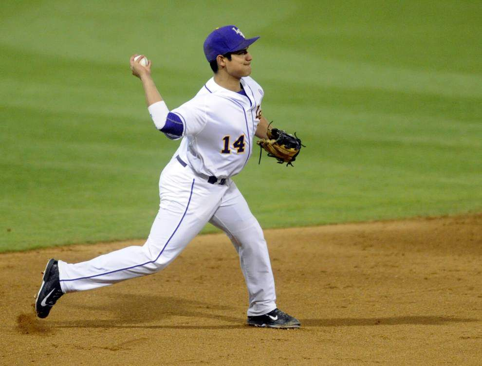 LSU baseball pregame: Purdue at LSU at Alex Box _lowres