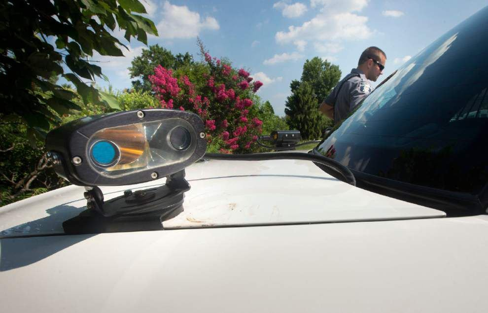 Allowing license plate readers to spot uninsured motorists a step closer to reality in Louisiana _lowres