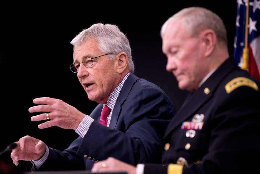 Dempsey: Iraqi forces can defend Baghdad _lowres