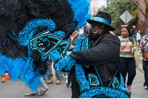 Second line Sunday: Perfect Gentlemen's parade_lowres