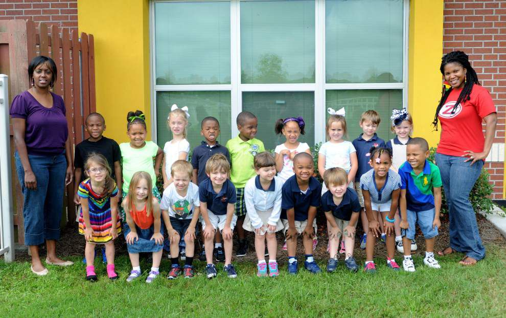 Zachary Advocate's Classroom Spotlight: Zachary Early Learning Center prekindergarten _lowres