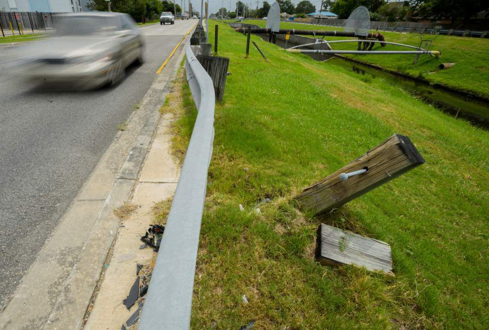 Jefferson Parish Council hires 6 firms to come up with plan for barriers along canals _lowres