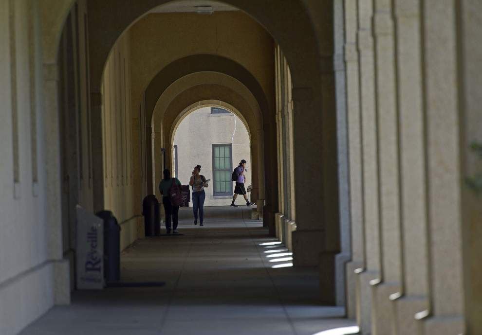 LSU outlines dire budget scenarios, layoffs and course cuts _lowres