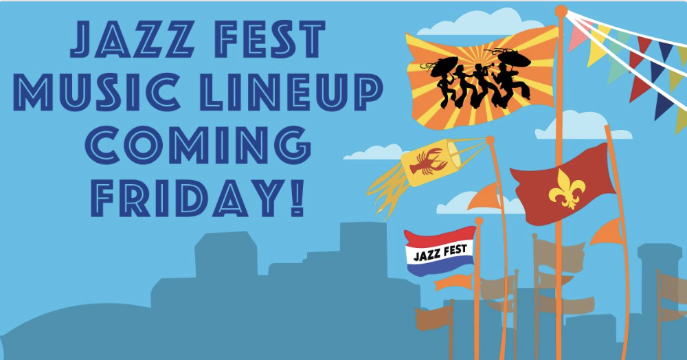 2017 Jazz Fest lineup coming Friday, Jan. 27_lowres