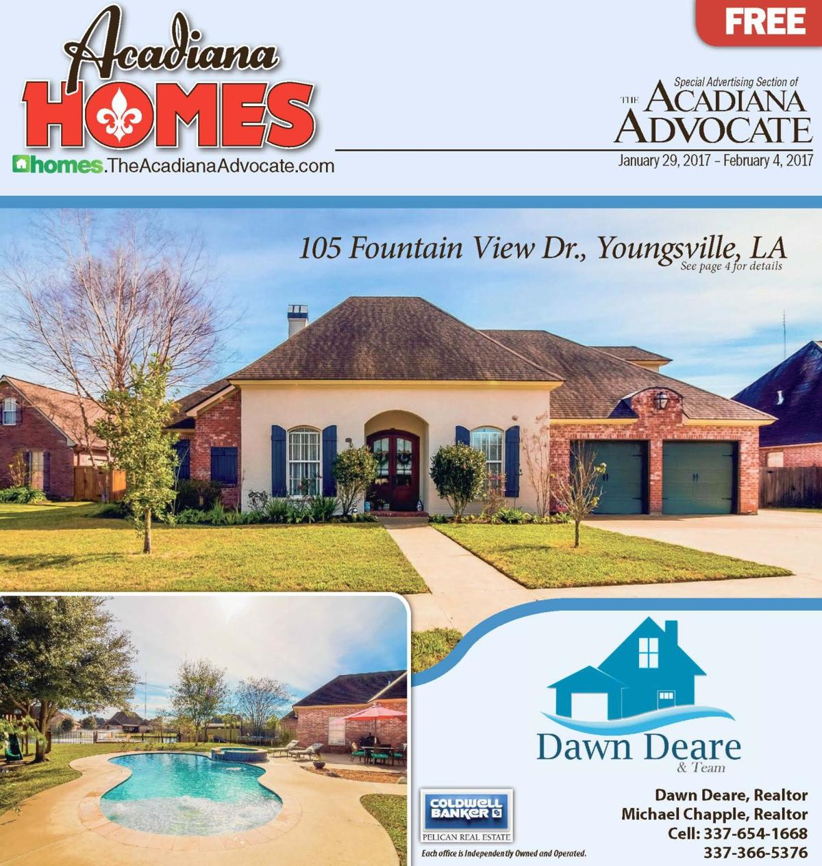 105 Fountain View, Youngsville - Cover