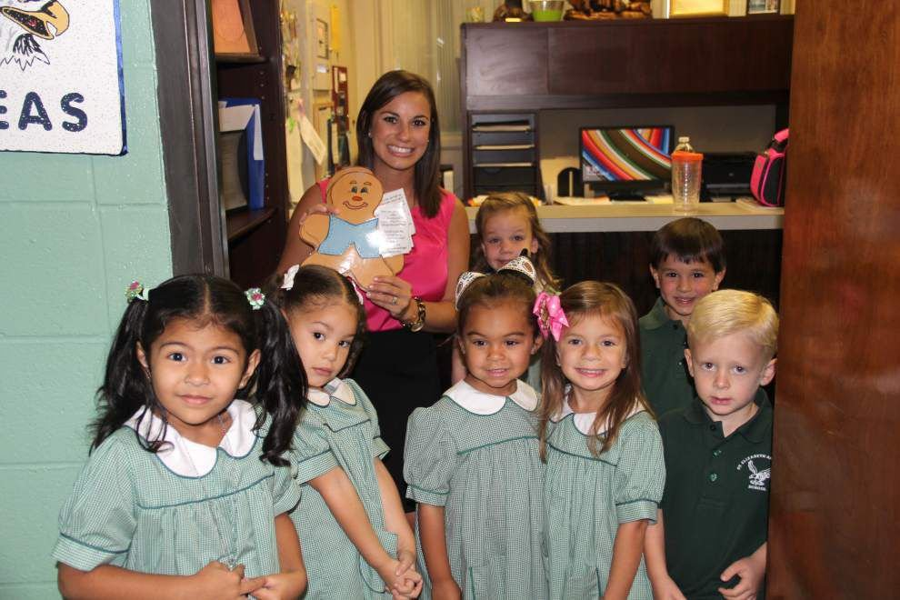 St. Elizabeth Ann Seton School settles into a new year in Kenner _lowres