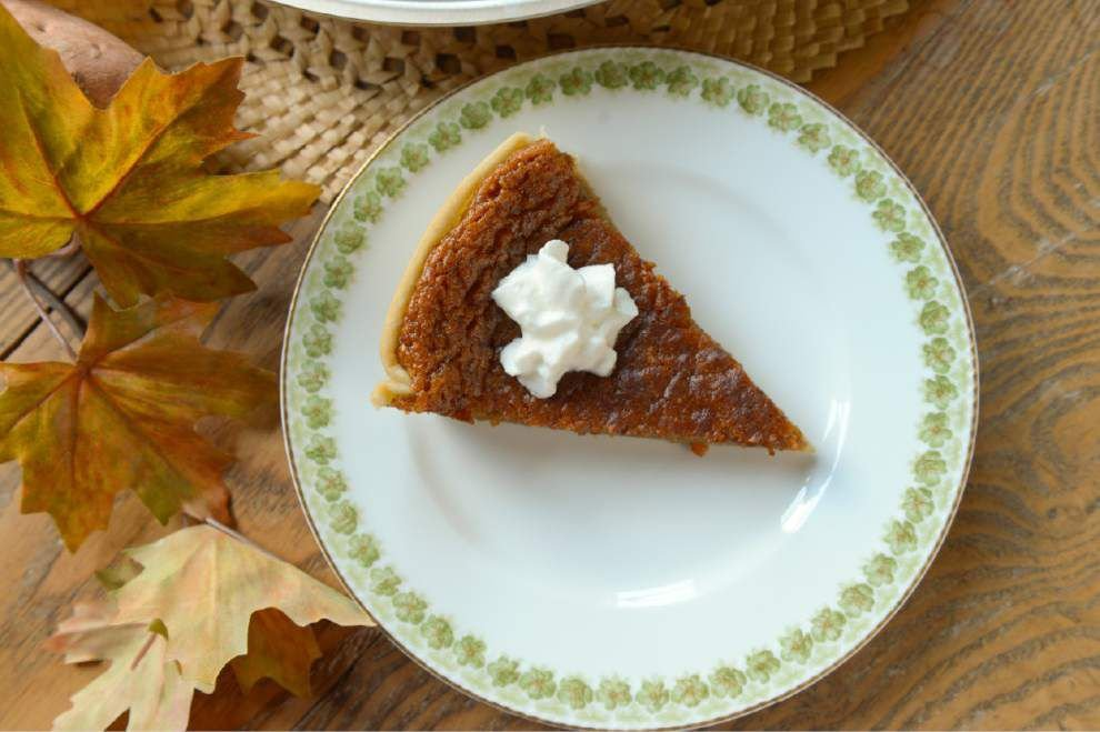 Gourmet Galley: Sweet potato pies are the taste of the South _lowres