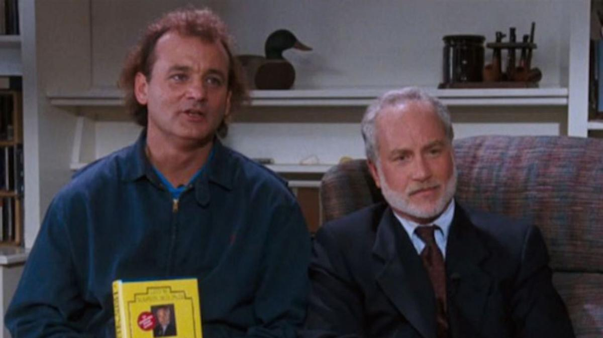 'What About Bob?' movie still 4