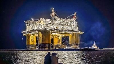Royal Dutch Shell's Appomattox platform