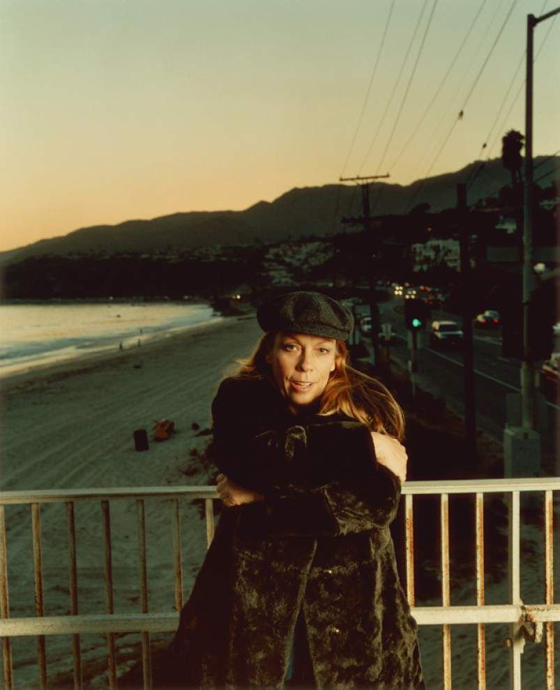Rickie Lee Jones is back with a new album _lowres