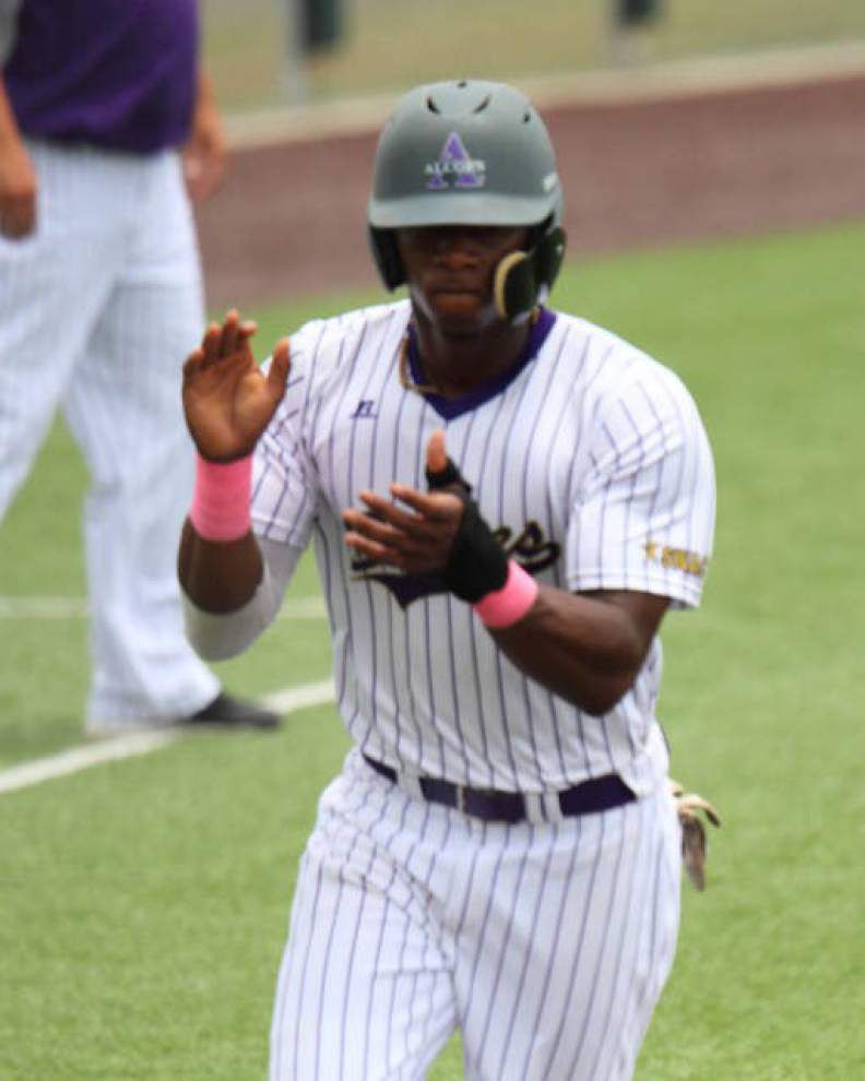 Walker: Lyrically named Earl Burl III, a New Orleans native, was thrilled to hear his name called in the MLB draft _lowres