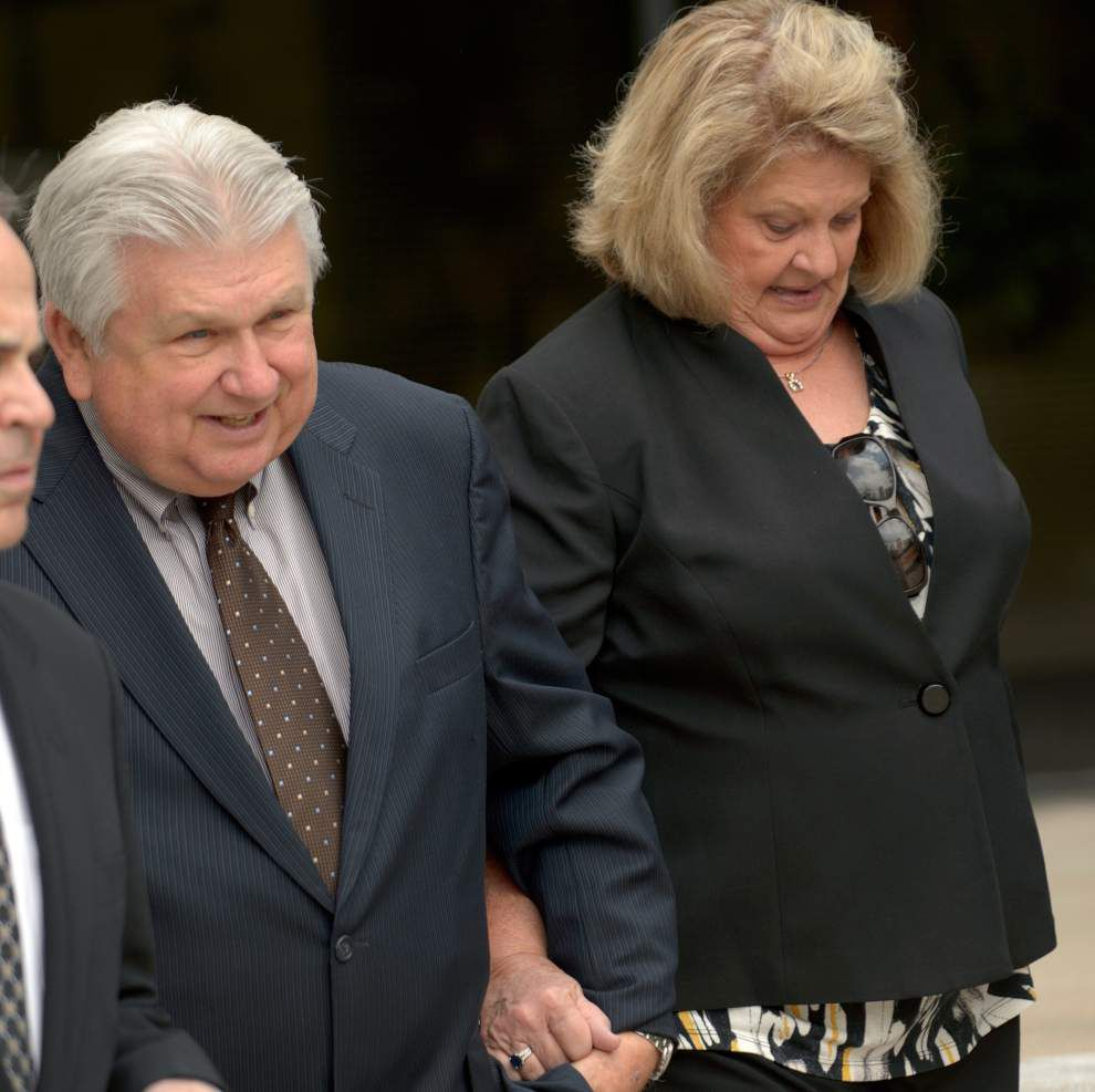 Ex-St. Charles DA Harry Morel's plea Wednesday could reveal more details about probe into sexual favors _lowres