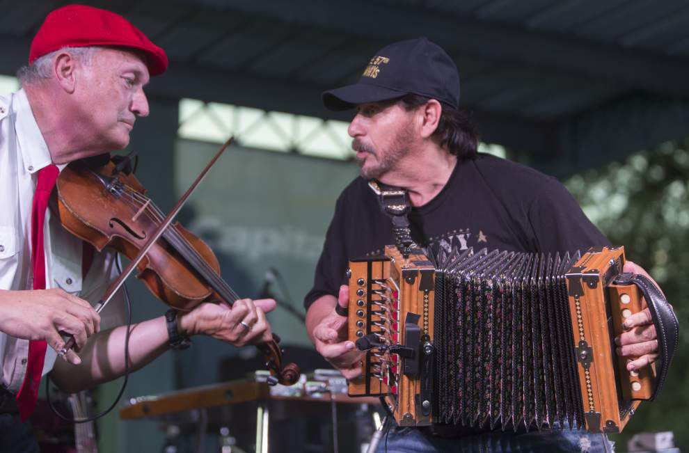 Photos: Opening day of Lafayette's Festivals Acadiens featured music, food, dancing _lowres