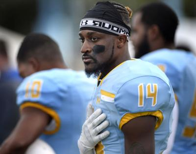 Demerio Houston Jaguars Can Feel The Buzz Of Bayou Classic Week