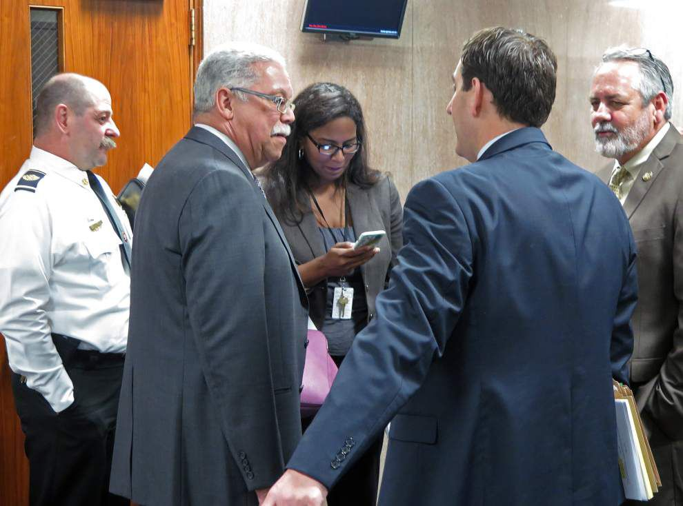 New Orleans firefighters deal in Legislature stumbles on whether benefit is grandfathered _lowres