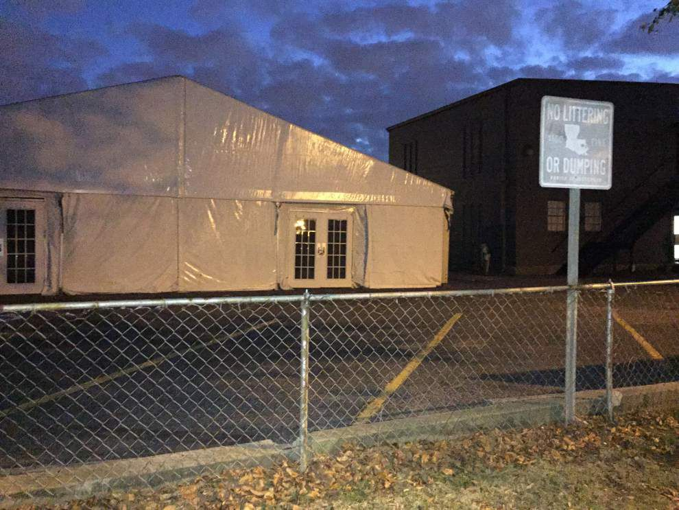 Metairie church claims tent services illegally constrained by Jefferson Parish noise ordinance _lowres