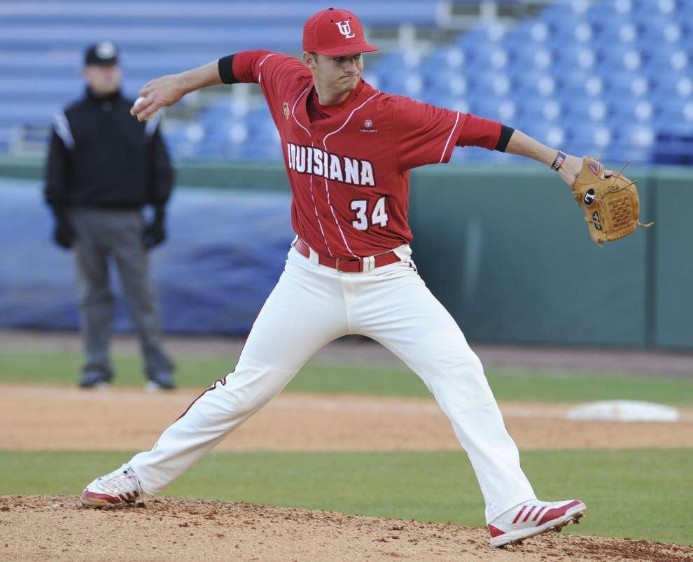 Home matchup with Houston begins busy week for Cajuns baseball team _lowres