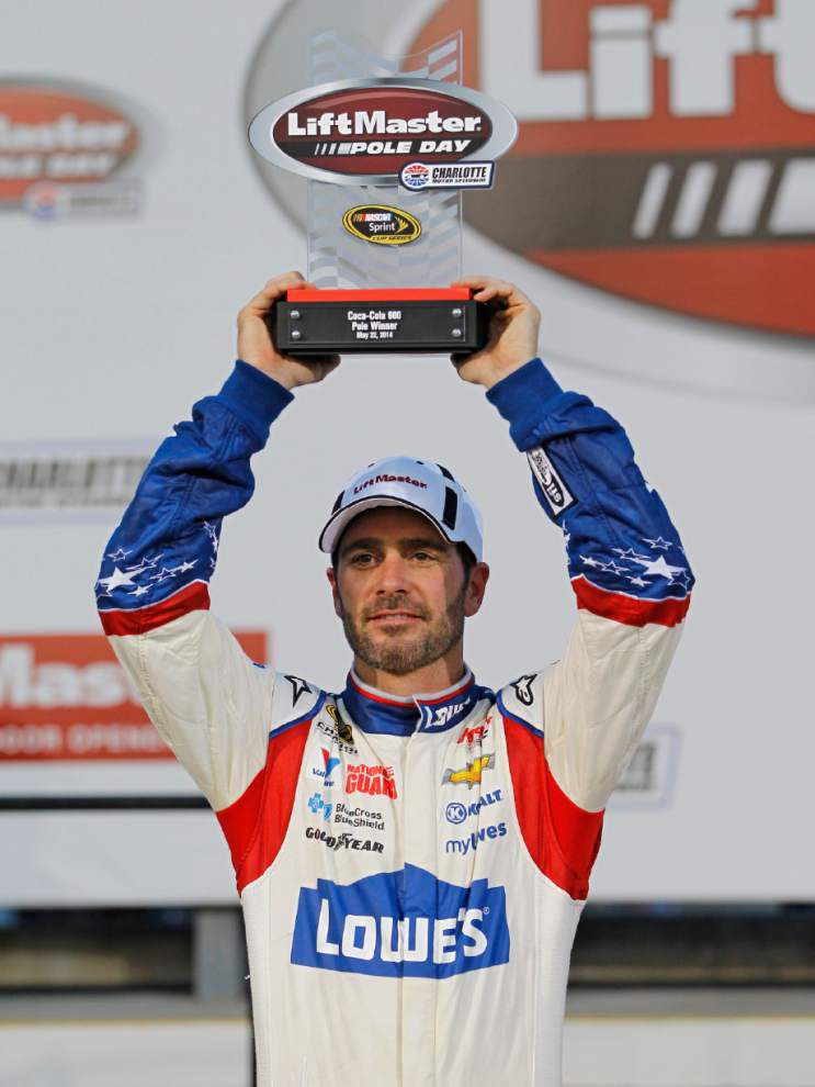 Jimmie Johnson opens Chase seeking record-tying 7th title _lowres