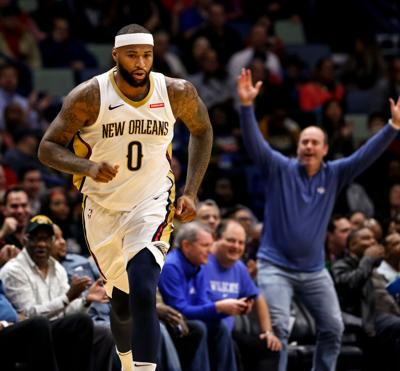 Inside Pelicans  shocking day  Why DeMarcus Cousins deal didn t  materialize 9ae8da11a