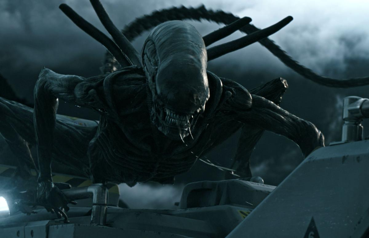 Film Review Alien: Covenant copy for Red