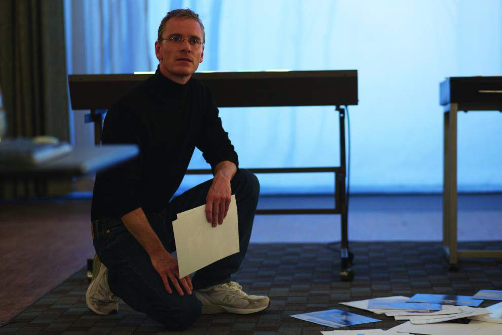 Review: Like its subject, 'Steve Jobs' is intense, brilliant _lowres