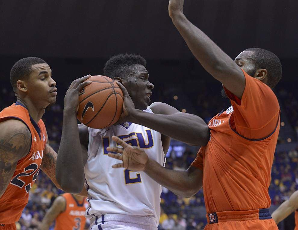 LSU's possible NCAA future still foggy at best _lowres