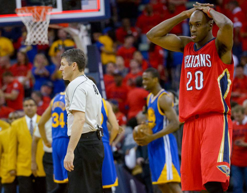 Sources: Pelicans' Quincy Pondexter also had cartilage repaired, could be sidelined longer _lowres
