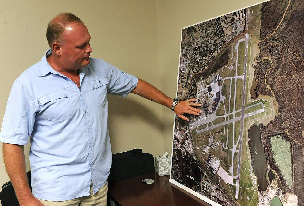New Lafayette airport director will oversee array of upgrades _lowres