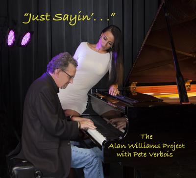 Alan Williams 'Just Sayin' '