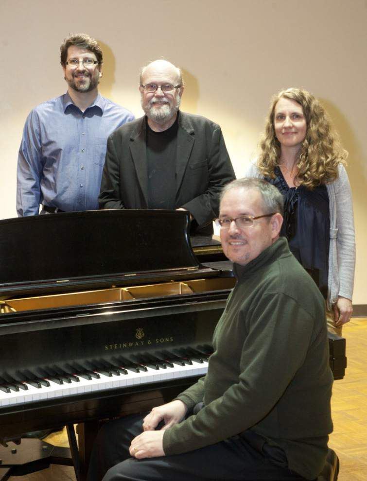 All about the sax: SLU Music faculty produce CD _lowres
