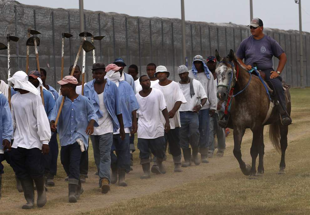Gubernatorial candidates spar about Louisiana's high incarceration rate _lowres