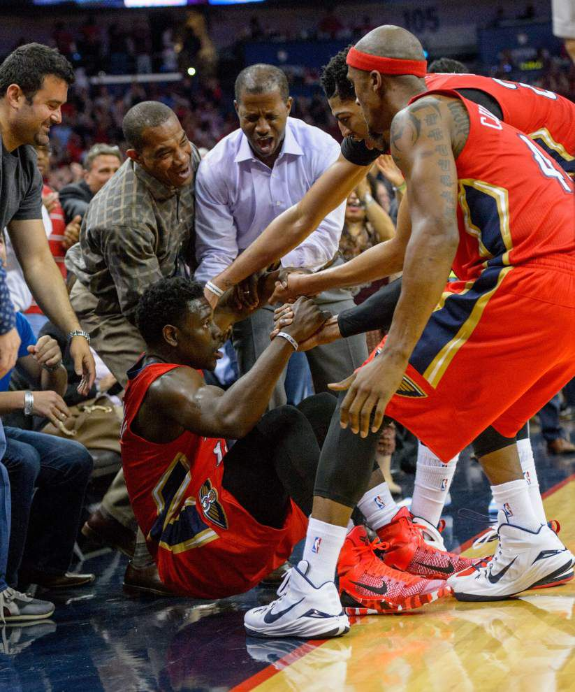 Rested point guard Jrue Holiday comes up big for Pelicans _lowres