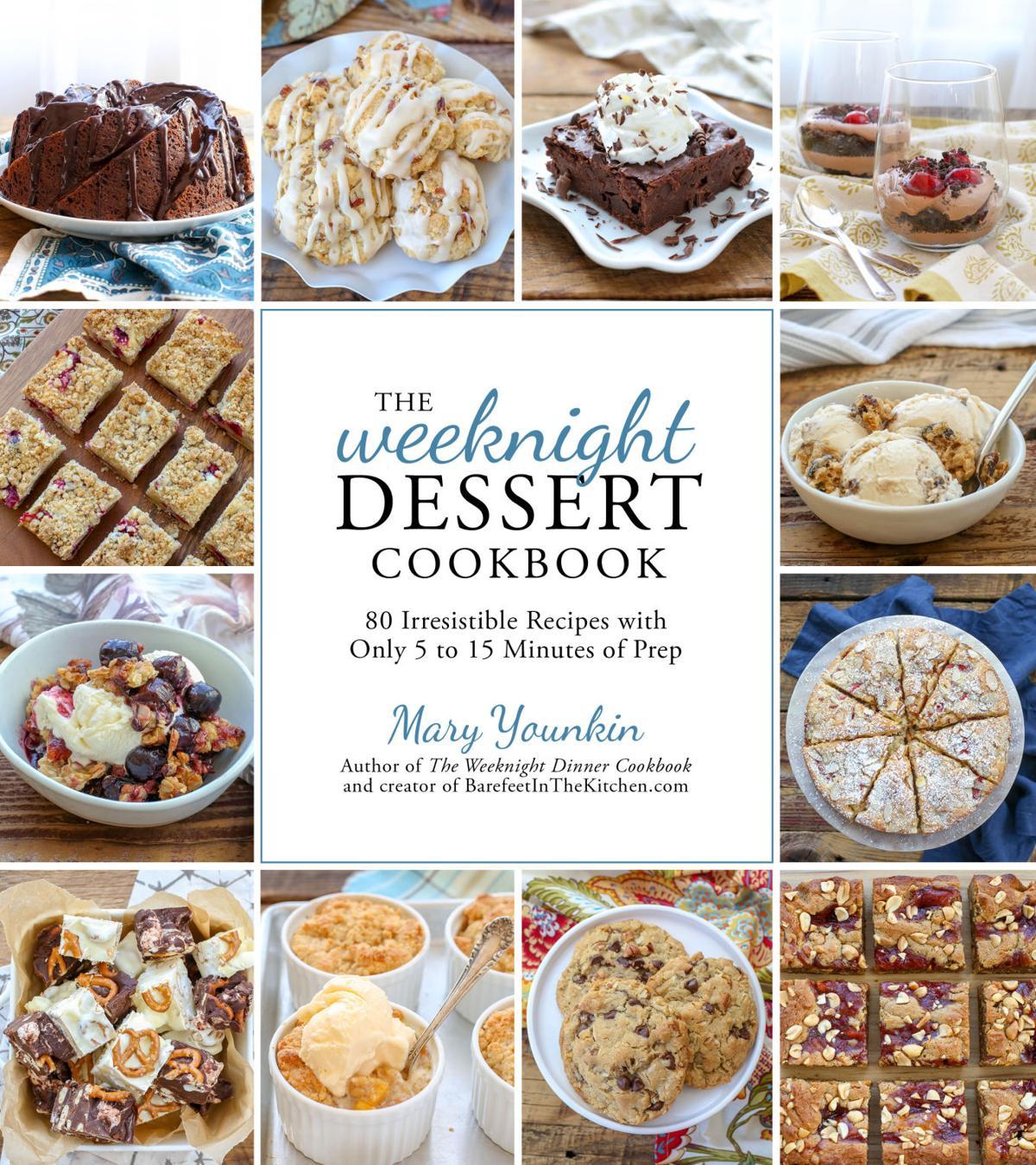 Dessert cookbook