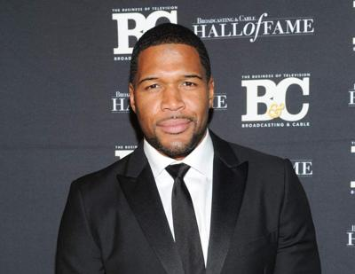 Strahan to join 'Good Morning America' part-time _lowres