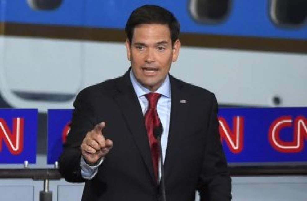 GOP presidential candidate Marco Rubio to campaign in New Orleans on Wednesday _lowres
