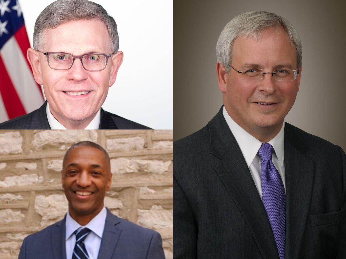 LSU presidential finalists
