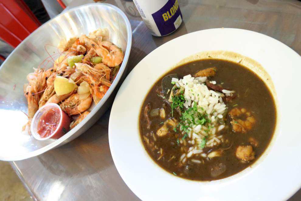 Giving old school New Orleans flavors a new look as Bevi Seafood Co. expands in Mid-City _lowres