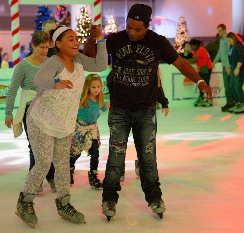 Photos: A (n)ice day for skating in New Orleans _lowres
