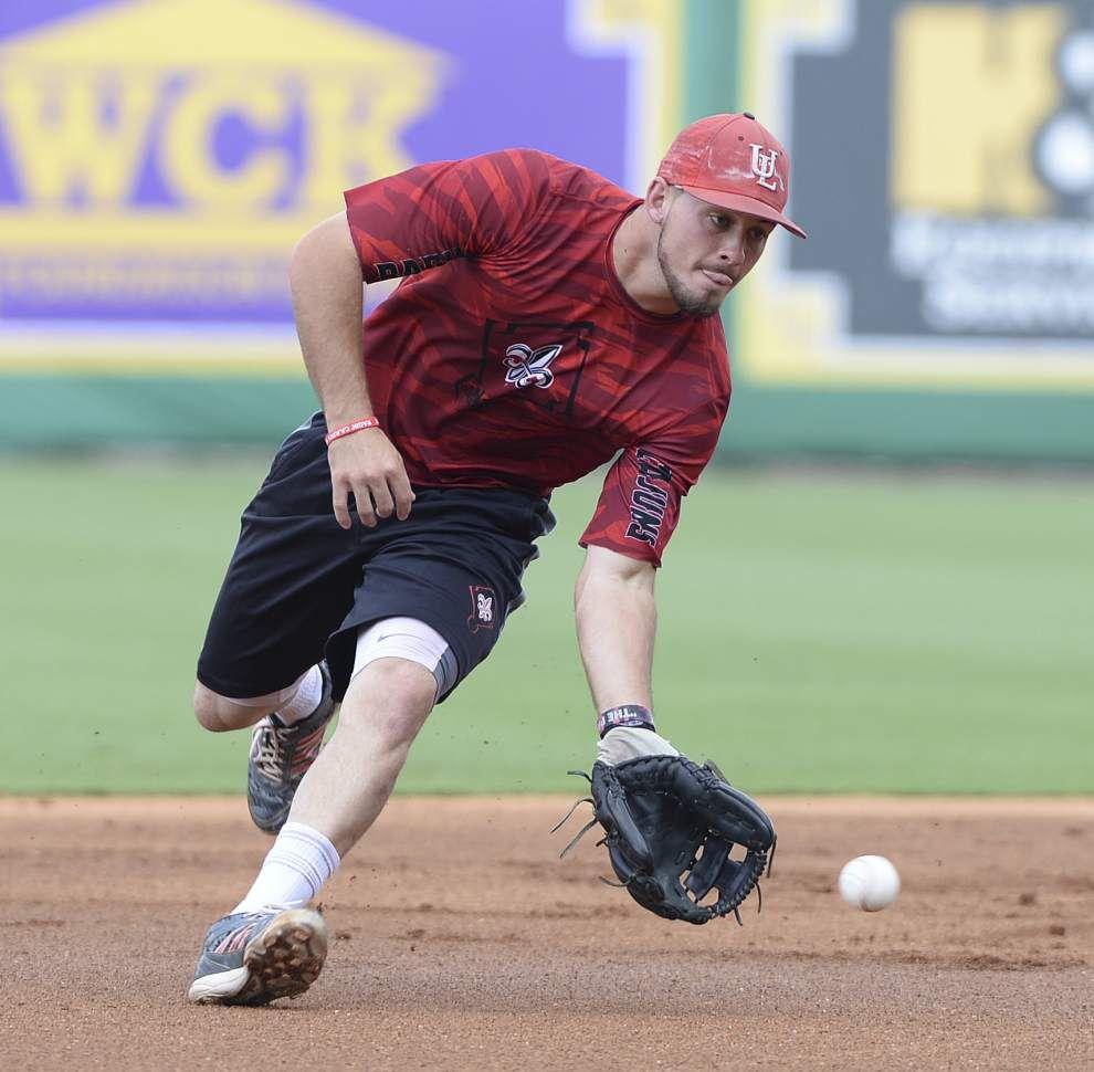 Cajuns shortstop Blake Trahan picked in third round by Cincinnati Reds _lowres