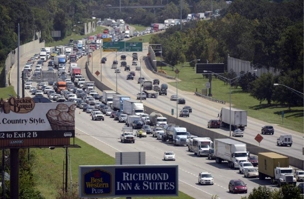 Ask The Advocate: Readers suggest ways to divert traffic from Baton Rouge _lowres