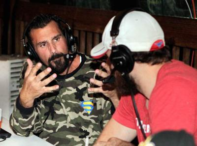 Lewis: After scary on-air incident, WWL Radio's Deke Bellavia thrilled to be back _lowres