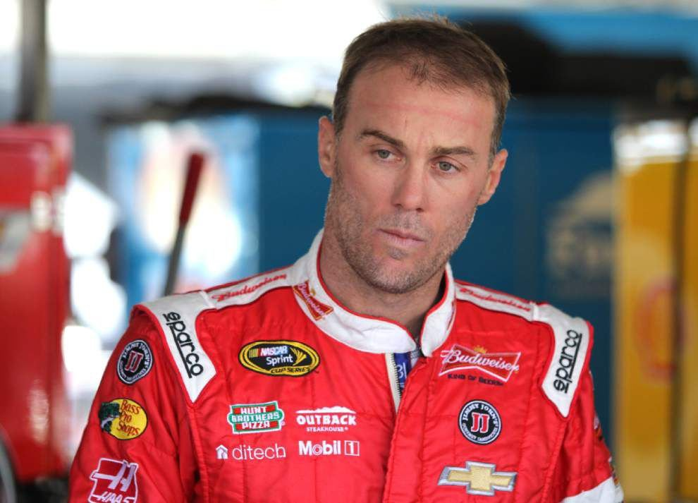 Kevin Harvick among fastest in final Kansas practice _lowres