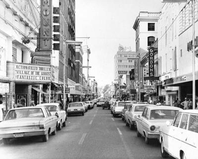 Paramount Theater On Third Street 01 22 02