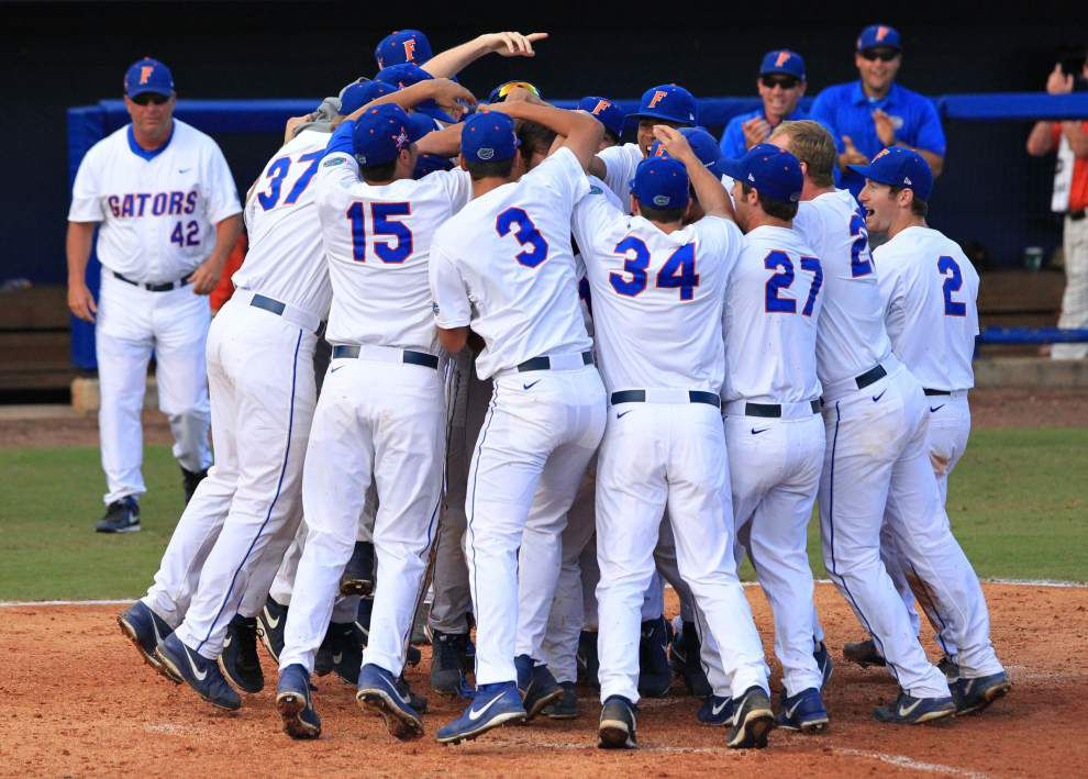 LSU baseball postgame: Florida sweeps Tigers in double header _lowres