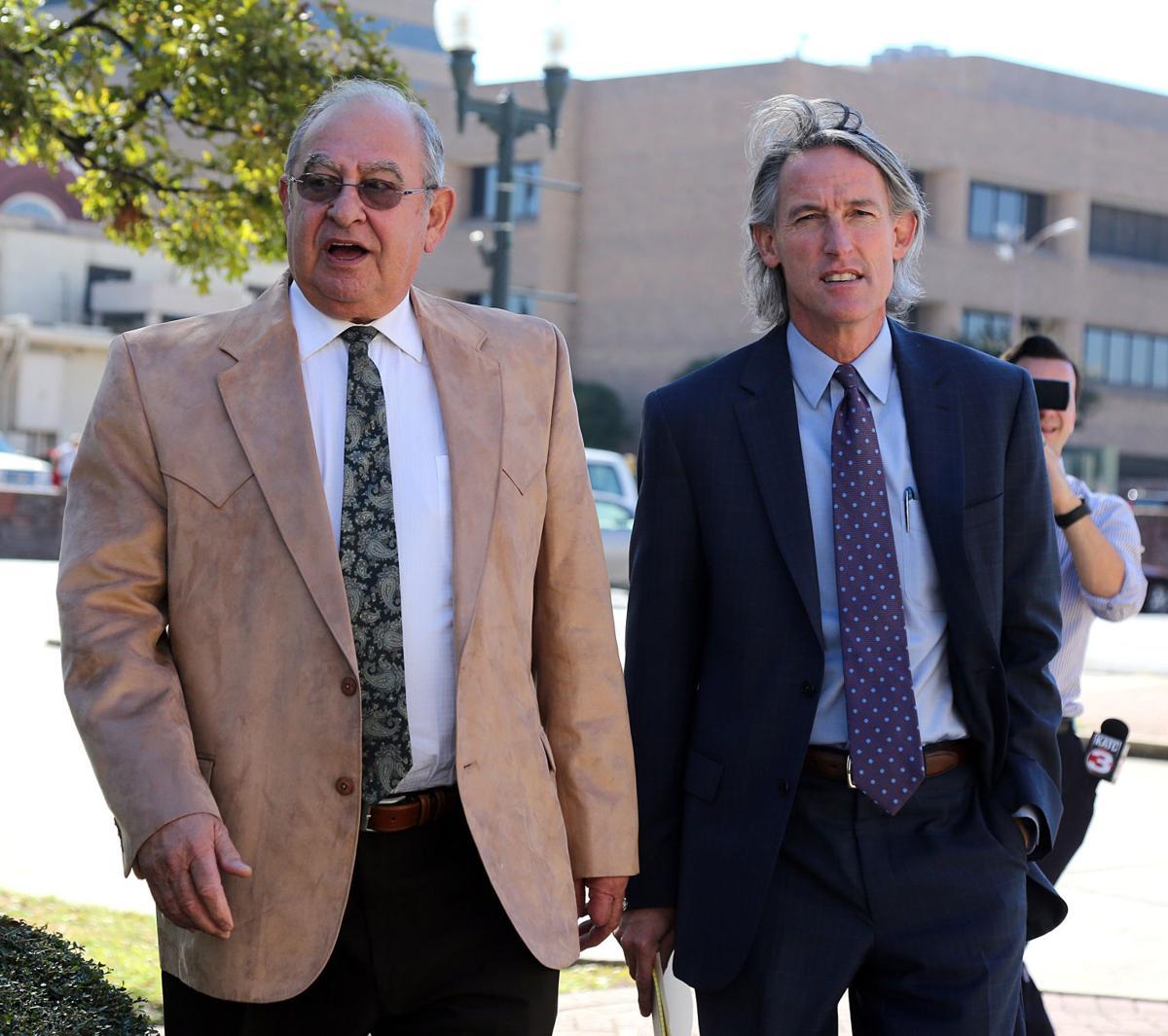 Sheriff Louis Ackal trial