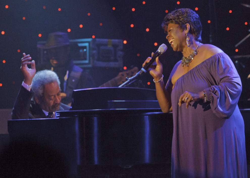 Irma Thomas is a Mother's Day tradition at the zoo _lowres