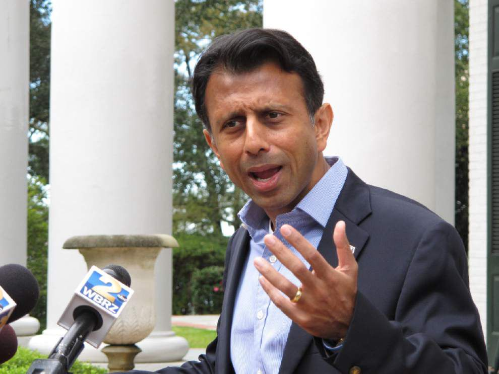 Report: Bobby Jindal is second-least popular governor in nation _lowres